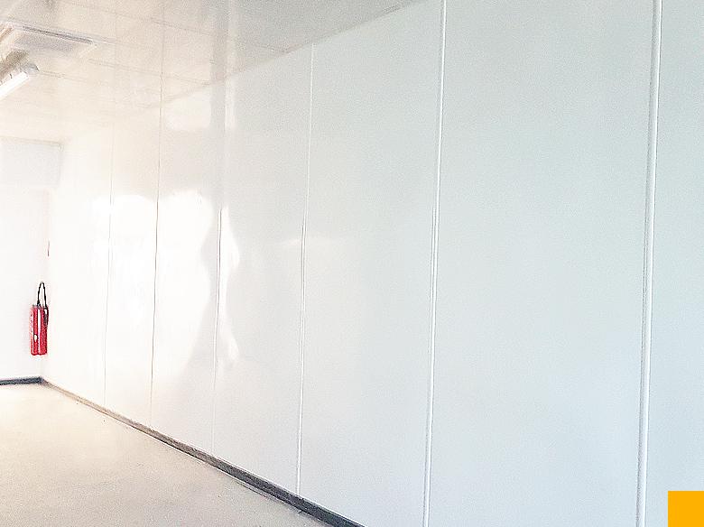 Revêtement PVC lessivables en plaques Cloisons du Midi