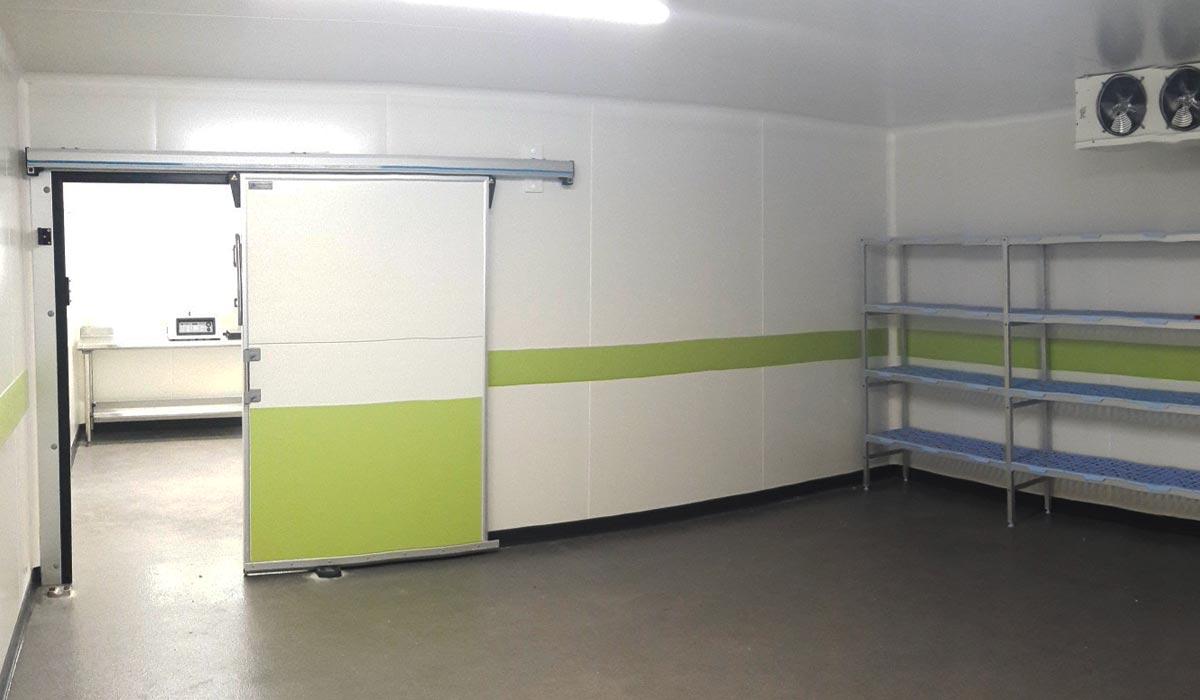Panneaux isothermes pour chambre froide Cloisons du Midi