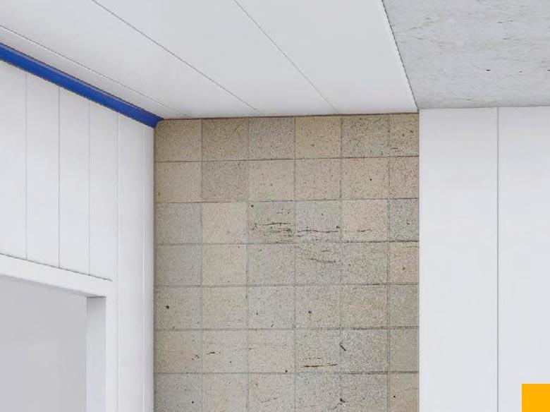 Lambris PVC mural Cloisons du Midi